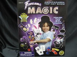 Fantasma Abracadabra Show