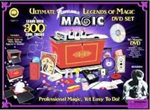 Fantasma Legends Of Magic DVD Set ( Kits )