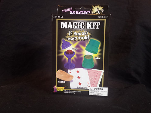UNCLE MAJIC MAGIC KIT (19 TRICKS)