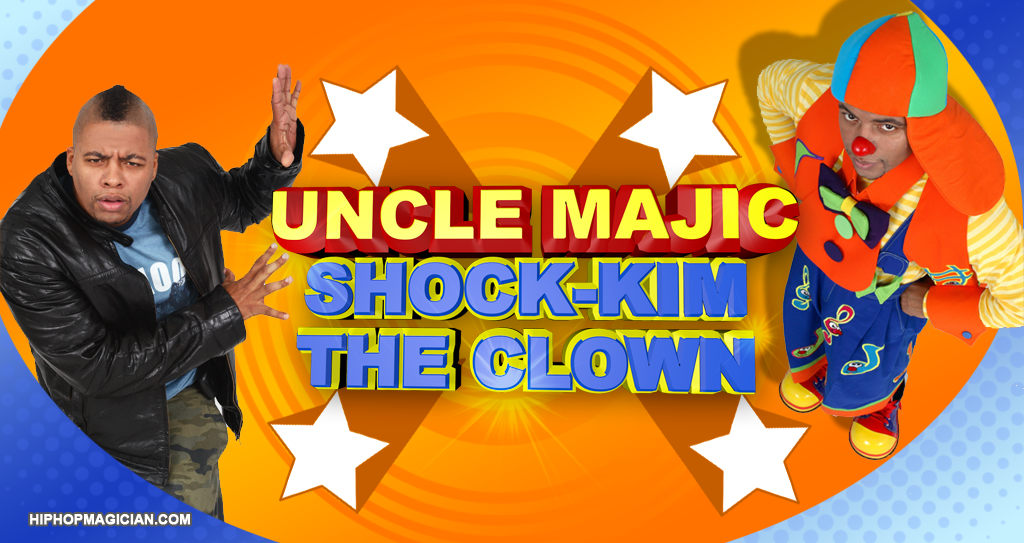 Uncle Magic & Shock-Kim The Clown