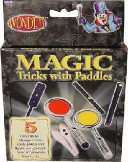 Wonder Tricks With Paddles