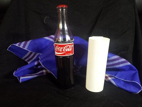 UNCLE MAJIC'S vanishing Coca Cola bottle
