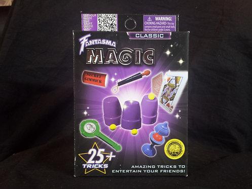 UNCLE MAJIC'S  MAGIC KIT (25 TRICKS)