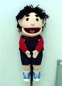 Puppets - Little Boy 28