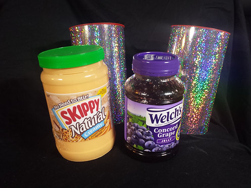 Uncle Majic peanut butter and jelly trick