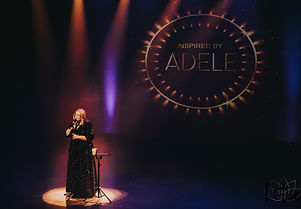 Adele Tribute, Adele Impersonator, Inspired by Adele, Adele tribute stage