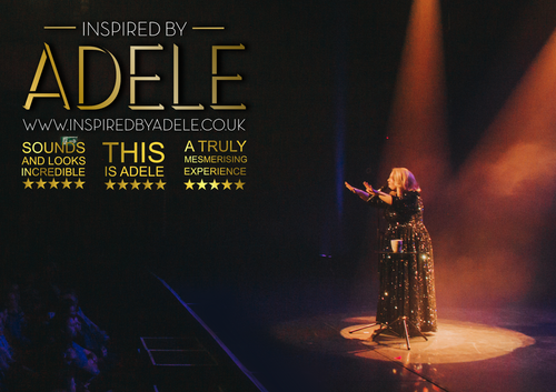 adele impersonator performance review