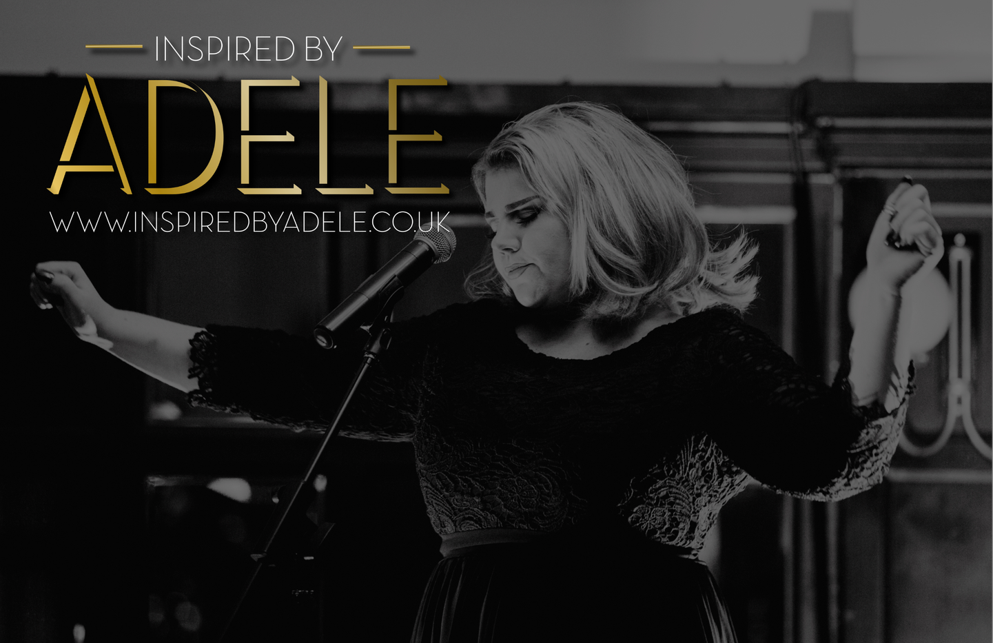 Adele Tribute, Inspired by Adele, Adele impersonate