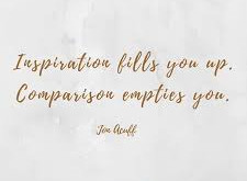 Resolve to Not Compare Yourself to Others This Year