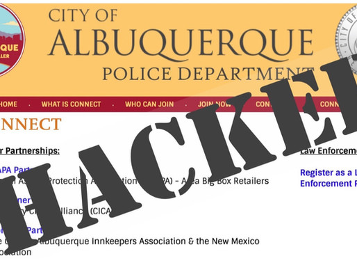 Albuquerque Police Engaged in Secret Intelligence Gathering Operation, Leaked Documents Show