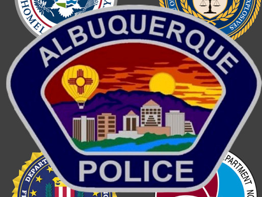 Operation Legend in Albuquerque is Not What Anyone Says It is