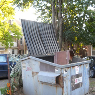 Dumpster Diving for Jewish Poetry