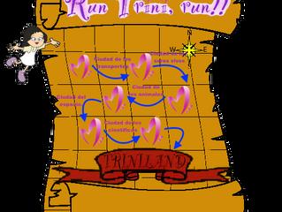 ¡Corre Trini, corre!