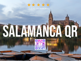 Salamanca QR