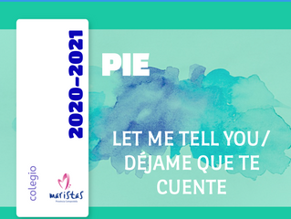 Let me tell you/Déjame que te cuente
