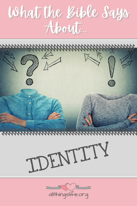 What the Bible Says About Identity