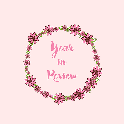 """A4 - Bullet Journal """"Year in Review"""" Pages  - Letter Size (A4)"""