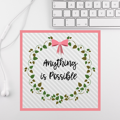 Motivational Quotes - Stickers - 3 inch