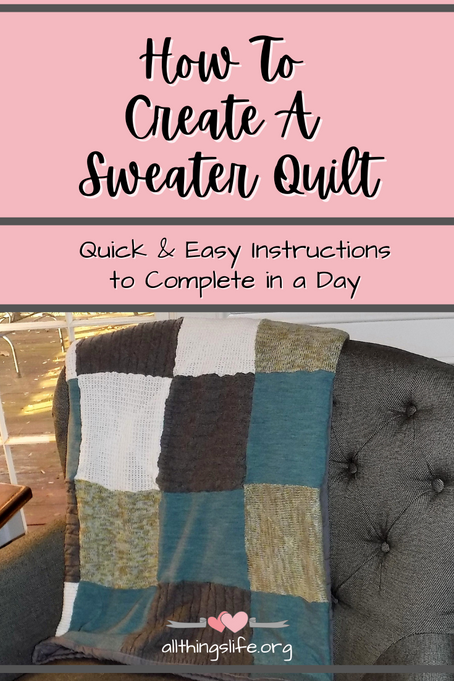 How To Create A Sweater Quilt