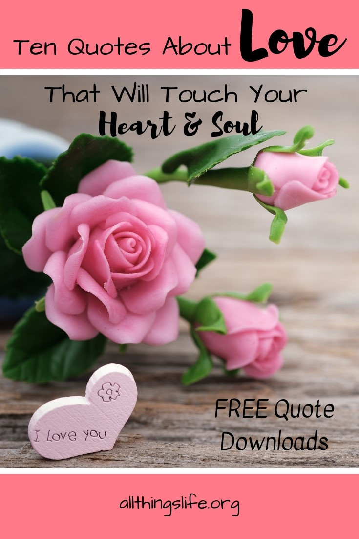 10 Awesome Love Quotes