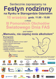 III Pomorskie Obchody Dnia FAS w Starogardzie Gdańskim