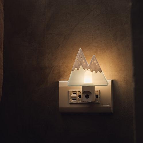 插座式小夜燈- 山 mountain