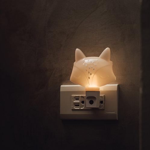 插座式小夜燈- 狐狸 fox