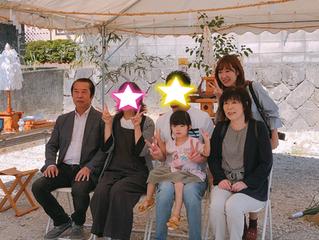 長崎市女の都U様邸|地鎮祭