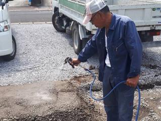 新築工事の現場|基礎工事・クロス貼り工事