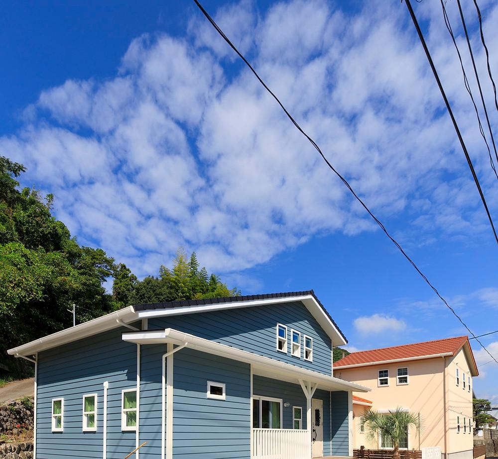 長崎県諫早市のオープンハウスの写真