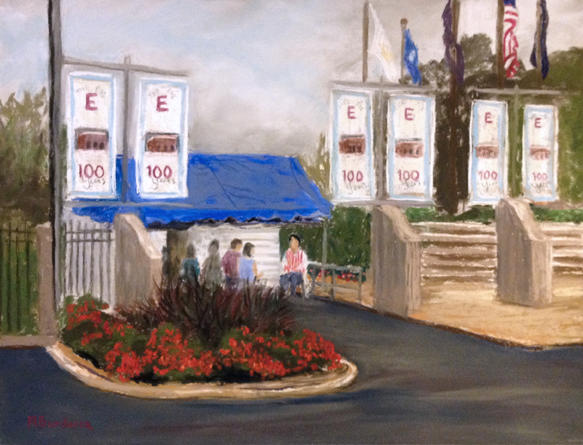Centennial Gate