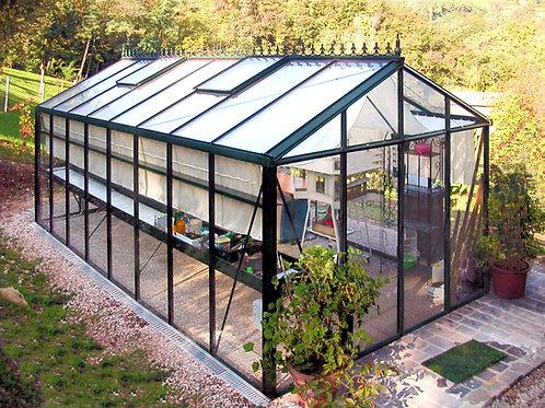 Janssens Royal Victorian VI 36 Greenhouse (20 ft L x 10 ft W)