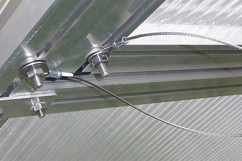 Roof Window Restraint