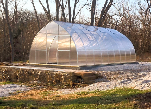 Riga XL 9 Greenhouse ( 30 ft L x 14 ft W x 10 ft H)