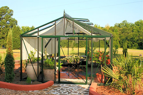 Janssens Royal Victorian VI 46 Greenhouse (20 ft L x 13 ft W)