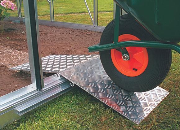 Wheelbarrow Access Plate