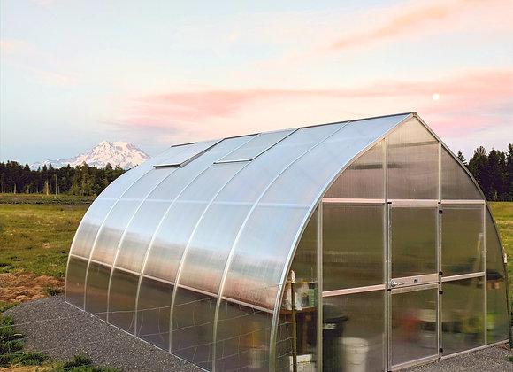 Riga XL 6 Greenhouse (20 ft L x 14 ft W x 10 ft H)