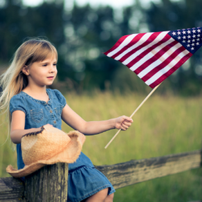 Let freedom ring as children find the light of Jesus