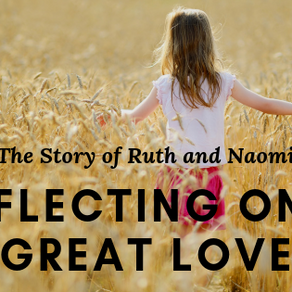 Reflecting on a great love