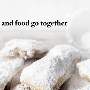 Memories and food go together