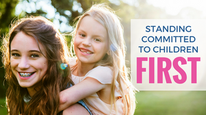 CARE model - BCH stands committed to children first