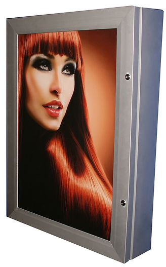 LED Lightbox, LED Lightbox Manufacturer, Back-lit LED Lightbox, Side-lite LED Ligthbox, Menu Box, Trough Lighting, Clip Frame Lightbox, Snap frame lightbox, illuminated