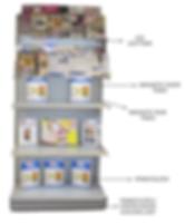 LED Shelf Lighting, shelf Lighting manufacturer, Magna-lite, UK Shelving, increase sales, store lighting, shop lighting. Shop shelf lighting, store lighting, LED Lightbar, Magnetic shelf lighting, Magna-lite benefts,