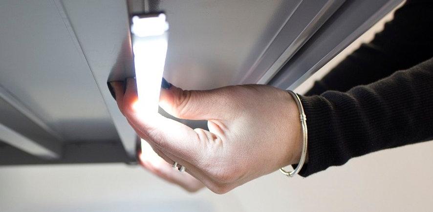 DMUK Lighting, LED Lightbars, Shelf Lighting, 3528 LEDs, LED Channel