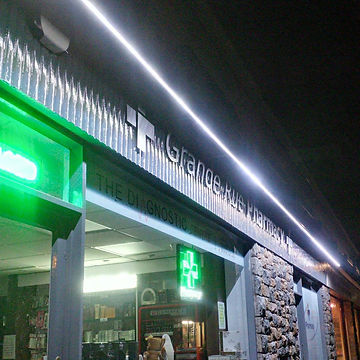 LED Trough Lighting, Trough Lighting Manufacturer, Signage-lite, Shop Signage, LED High-lite