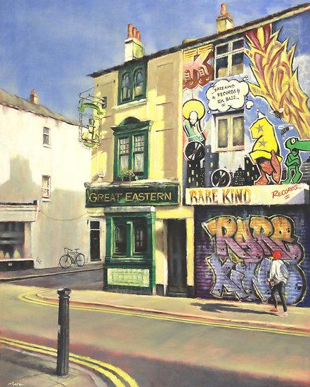 Trafalgar Street, Brighton.