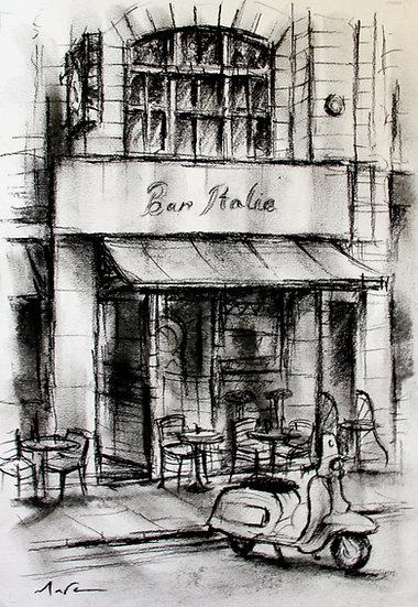 Bar Italia, Soho II