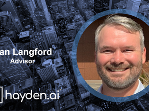 Hayden AI Welcomes Dan Langford, Former Nevada Innovation Director, to Advisory Board