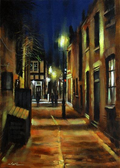 Ezra Street