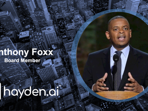 Hayden AI Welcomes Anthony Foxx, Former US Transportation Secretary, to Board of Directors